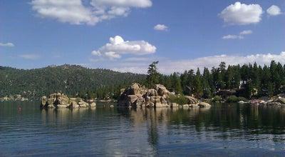 Photo of Lake Big Bear Lake, Boulder Bay at Big Bear Lake, CA 92315, United States