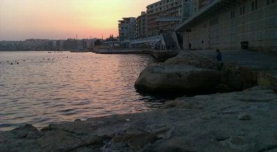 Photo of Beach Tigne Point Beach at Malta