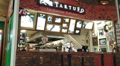 Photo of Italian Restaurant Tartufo at Norte Shopping, Blumenau 89065-800, Brazil
