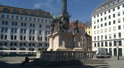 Photo of Monument / Landmark Am Hof at Am Hof, Vienna 1010, Austria