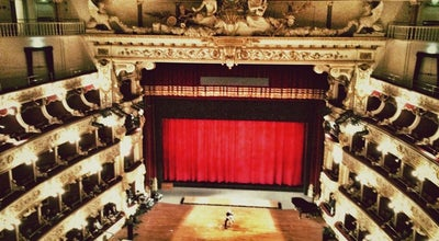 Photo of Theater Teatro Petruzzelli at Corso Cavour, Bari 70122, Italy