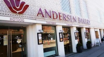 Photo of Bakery Andersen Bakery at Bernstoffsgade 5, København V 1577, Denmark