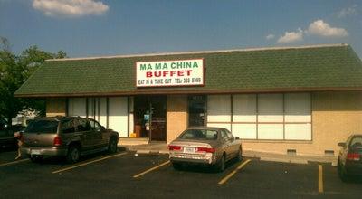 Photo of Chinese Restaurant Mama China at 6623 Raytown Rd, Raytown, MO 64133, United States
