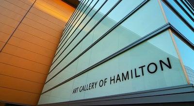 Photo of Art Gallery Art Gallery of Hamilton at 123 King Street West, Hamilton, ON, Canada