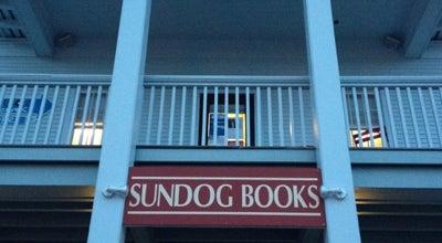 Photo of Bookstore Sundog Books at 89 Central Square, Seaside, FL 32459, United States