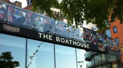 Photo of Pub The Boat House at Brewhouse Ln, London SW15 2JX, United Kingdom