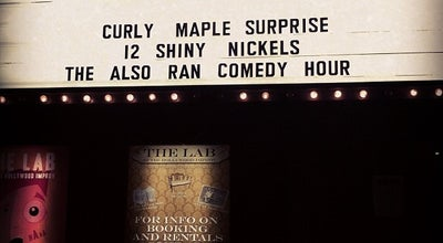Photo of Comedy Club Improvisation Cafe at 8162 Melrose Ave, Los Angeles, CA 90046, United States