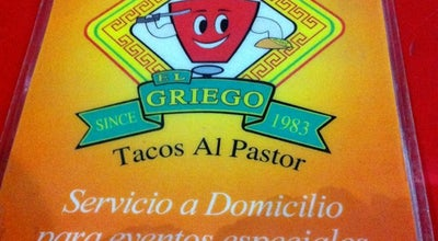Photo of Taco Place Tacos El Griego at Mexico