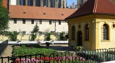 Photo of Garden Františkánská zahrada at Jungmannovo Nám., Praha 110 00, Czech Republic