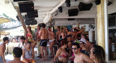 Photo of Beach Bar Tropicana Club at Καλαμοπόδι, Μύκονος 846 00, Greece