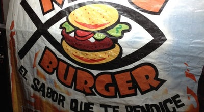 Photo of Burger Joint Mau Burger at Sto. Domingo 130, San Nicolás de los Garza 66460, Mexico