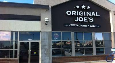 Photo of American Restaurant Original Joe's at 3280 North Island Highway, Nanaimo, BC V9T 1W1, Canada