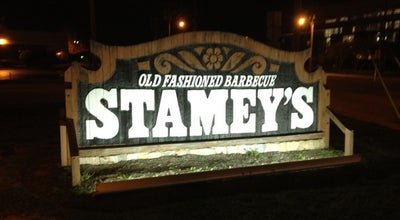 Photo of BBQ Joint Stamey's Old Fashioned Barbecue at 2206 W Gate City Blvd, Greensboro, NC 27403, United States