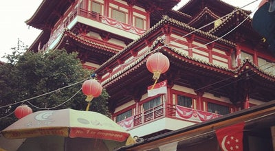 Photo of Buddhist Temple Buddha Tooth Relic Temple & Museum (新加坡佛牙寺龙华院) at 288 South Bridge Road, Singapore 058840, Singapore