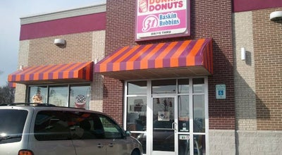 Photo of Restaurant Dunkin' Donuts Baskin-Robbins at 1700 W 14 Mile Rd, Royal Oak, MI 48073, United States