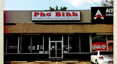 Photo of Vietnamese Restaurant Pho Binh at 1615 Madison Ave, Memphis, TN 38104, United States