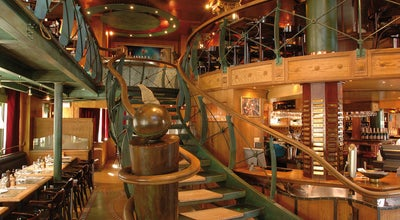 Photo of French Restaurant Dock's Café at Jordaenskaai 7, Antwerpen 2000, Belgium