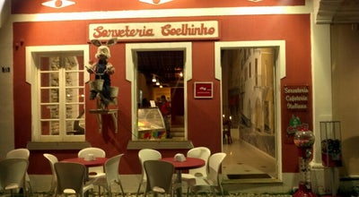Photo of Ice Cream Shop Sorveteria Coelhinho at Porto Seguro, Brazil
