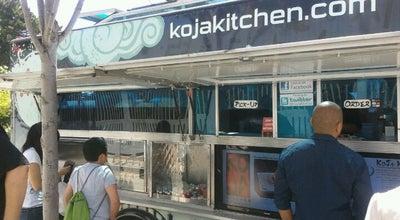 Photo of Food Truck KoJa Kitchen at 5959 Shellmound St, Emeryville, CA 94608, United States