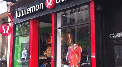 Photo of Sporting Goods Shop lululemon athletica at 481 Broadway, New York, NY 10013, United States