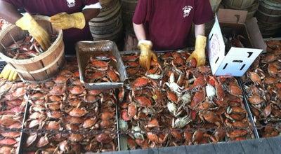 Photo of Fish Market Jesse Taylor Seafood at 1100 Maine Ave Sw, Washington, DC 20024, United States