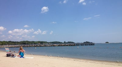 Photo of Beach West Beach Park at 818 Shippan Ave, Stamford, CT 06902, United States