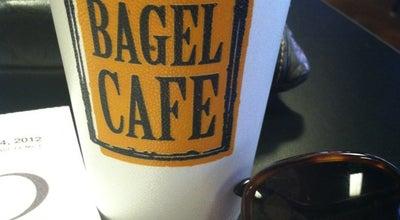 Photo of Bagel Shop Old School Bagel Café at 3209 S Broadway, Edmond, OK 73013, United States