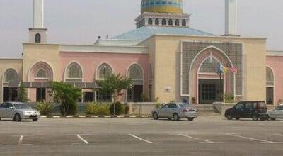 Photo of Mosque Masjid Bandar Perda at Jalan Perda Barat, Bukit Mertajam 14000, Malaysia