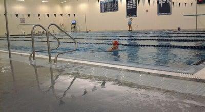 Photo of Pool Wichita East High Pool at 2301 E Douglas Ave, Wichita, KS 67211, United States