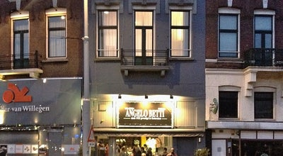 Photo of Pizza Place Angelo Betti at Schiekade 6a, Rotterdam 3032AJ, Netherlands