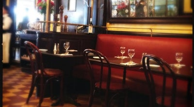 Photo of French Restaurant Cafe Figaro at 1802 N Vermont Ave, Los Angeles, CA 90027, United States