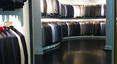 Photo of Men's Store Suitsupply at 453-455 Broome Street, New York, NY 10013, United States