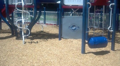 Photo of Playground Memorial Park at 576 Callan Ave., San Leandro, CA 94577, United States