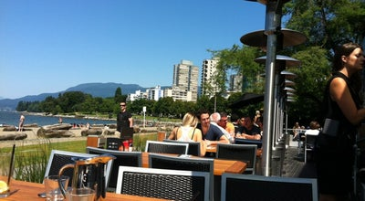 Photo of New American Restaurant Cactus Club Cafe at 1790 Beach Ave, Vancouver, BC V6E 1V3, Canada