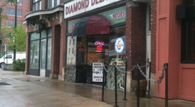 Photo of Deli / Bodega The Diamond Deli at 378 S Main St, Akron, OH 44311, United States