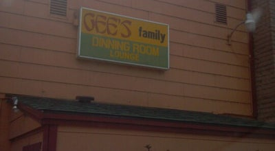 Photo of Chinese Restaurant Gee's at 987 Nw 2nd St, Prineville, OR 97754, United States