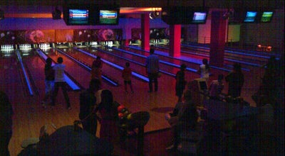 Photo of Bowling Alley Bowling Mega Mall at Rabat, Morocco