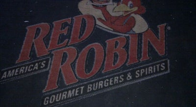 Photo of Burger Joint Red Robin Gourmet Burgers at 625 Sw Powerhouse Dr, Bend, OR 97702, United States