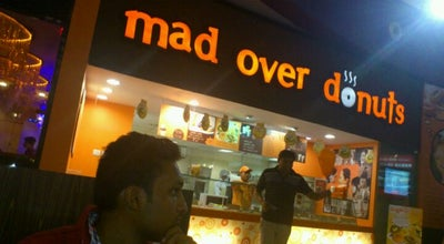 Photo of Donut Shop Mad Over Donuts at Level 3, Food Court, The Great India Place Mall, A2, Sector 38a, Noida 201301, India