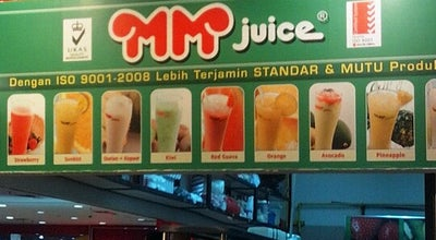 Photo of Juice Bar MM Juice at Giant Hypermarket - Taman Yasmin, Lt. Dasar, Bogor 16113, Indonesia