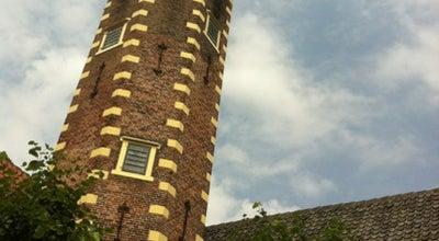 Photo of Cafe Het hof van Alkmaar at Hof Van Sonoy 1, Alkmaar, Netherlands