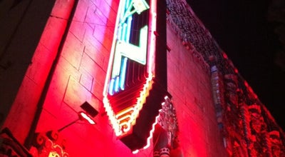 Photo of Theater Mayan Theater at 1038 S Hill St, Los Angeles, CA 90015, United States