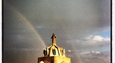 Photo of Church Parroquia del Purisimo Corazón de María at Gabriel Mancera, México, Mexico