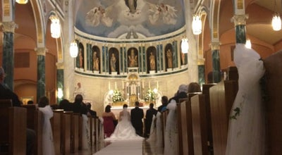Photo of Church St. Mary's Church at 1525 Cranston St, Cranston, RI 02920, United States