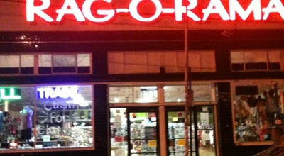 Photo of Thrift / Vintage Store Rag-O-Rama at 1111 Euclid Ave Ne, Atlanta, GA 30307, United States
