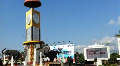 Photo of Monument / Landmark Bundaran Gajah (Tugu Adi Pura) at Jl. Ahmad Yani - Jl. Sudirman, Bandar Lampung, Indonesia