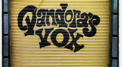 Photo of Music Venue Pandora's Vox at C. Rafael De Riego, 8, Madrid 28045, Spain