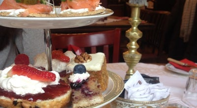 Photo of Tea Room The Tea Rooms at 151 Bath St, Glasgow G2 4SQ, United Kingdom