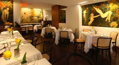 Photo of Italian Restaurant The Leopard at des Artistes at 1 W. 67th St, New York, NY 10023, United States