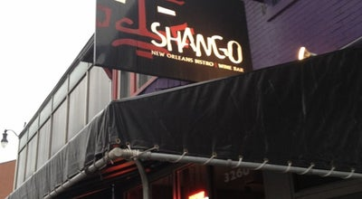 Photo of Cajun / Creole Restaurant Shango Bistro and Wine Bar at 3260 Main St, Buffalo, NY 14214, United States